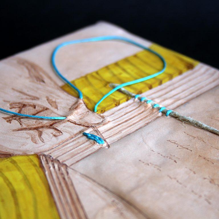 Encuadernación Artística - Ciclo Formativo de Grado Superior - Escuela de Arte Dioniosio Ortiz (5)