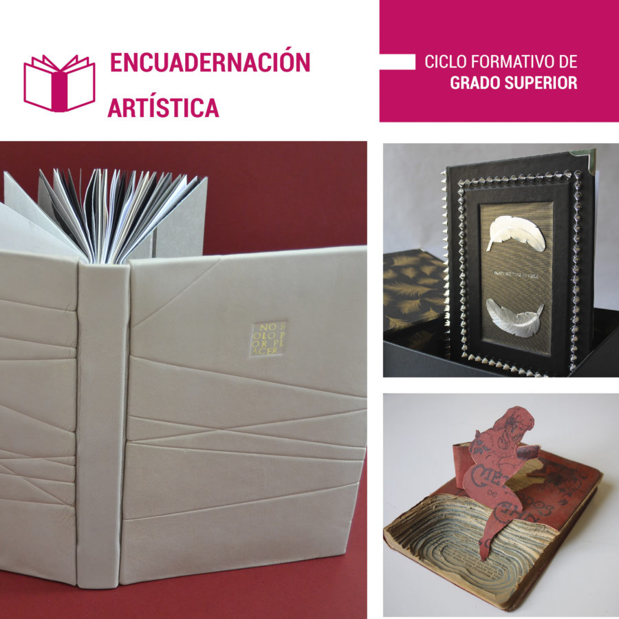 VÍDEO CICLO DE ENCUADERNACIÓN ARTÍSTICA