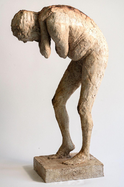 "Escultura ""Carga"" de Pablo Lara. Proyecto integrado."