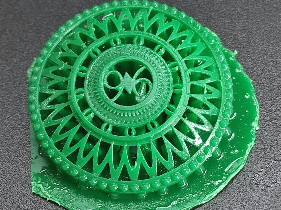IMPRESION 3D DE BROCHES
