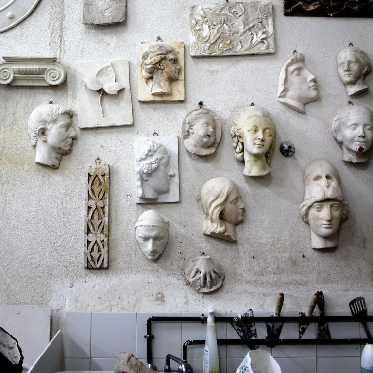 Moldes y Reproducciones Escultóricas - Ciclo Formativo de Grado Superior - Escuela de Arte Dioniosio Ortiz (5)