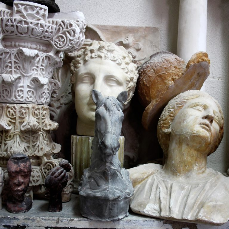 Sculpture Moulds and Reproductions | Advanced Vocational Training Courses | Dionisio Ortiz Art School