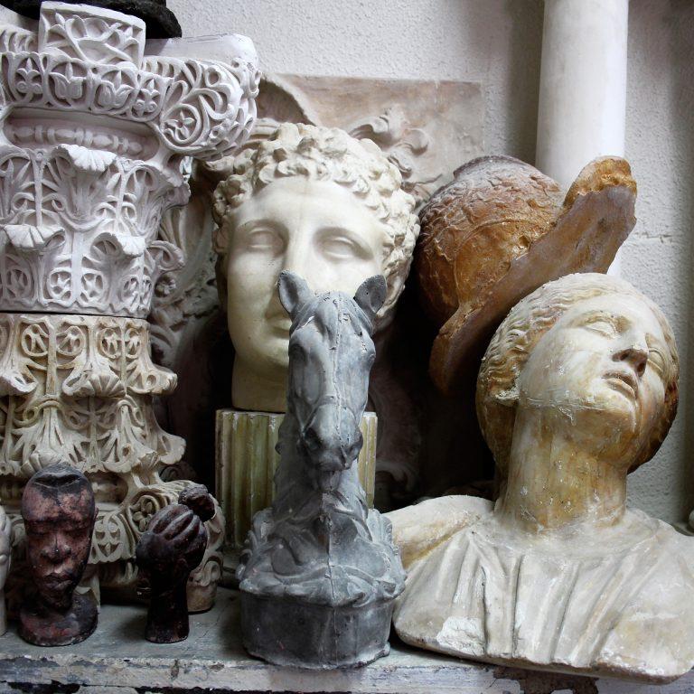 Moldes y Reproducciones Escultóricas - Ciclo Formativo de Grado Superior - Escuela de Arte Dioniosio Ortiz (6)