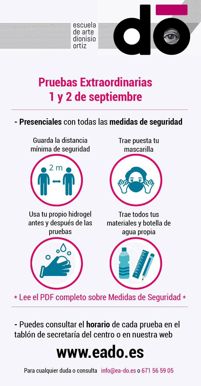 Pruebas EXTRA Sept FB