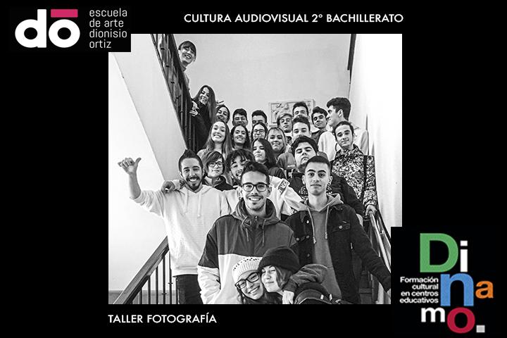TALLER DE FOTOGRAFÍA EN CULTURA AUDIOVISUAL I (Curso 2019/20)