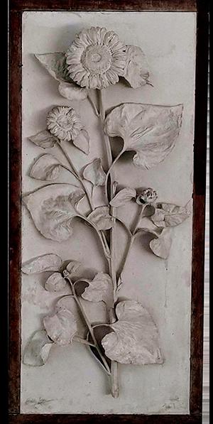 yeso-motivos-vegetales-escuela-de-arte-dionisio-ortiz